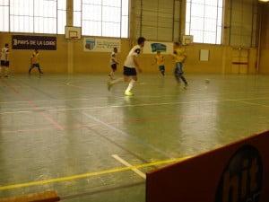 Tactique au futsal