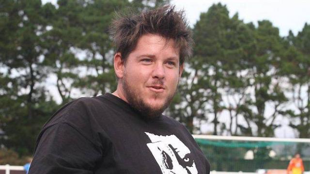 Interview Sébastien Mahé entraineur du Fc Carnac