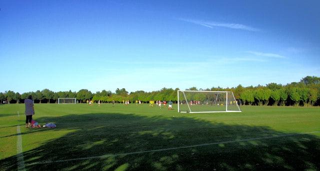 football : travail du cadrage