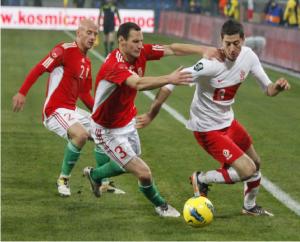 Exercice de foot: travail de la contre-attaque
