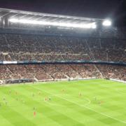 Travail de la coordination au football