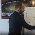 système de jeu en 442 losange