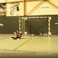 Entrainement spécifique des gardiens de buts