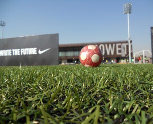 exercice de foot pour jouer entre les lignes