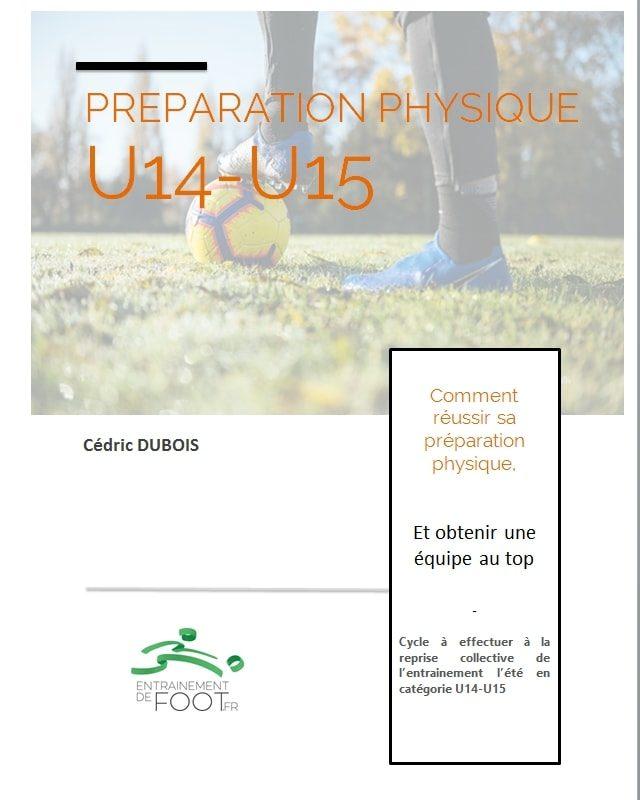préparation physique u14-u15
