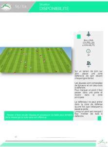 entrainement de foot u16 u18