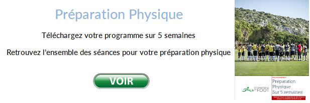 Preparation Physique Pour Jeune Au Football Notions Essentielles