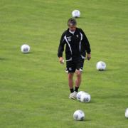 faire de bons entrainements de foot