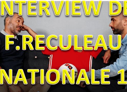 Interview de Frédéric Reculeau