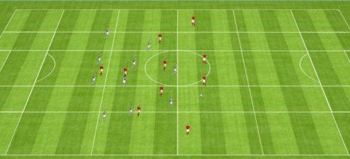 Comment délimiter un terrain de foot pour faciliter vos explications ?
