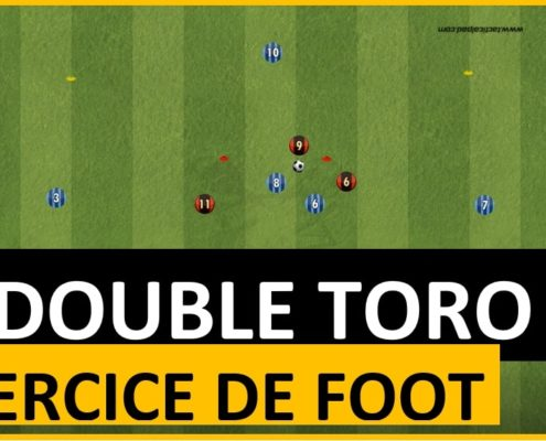 Exercice double toro pressing et transition