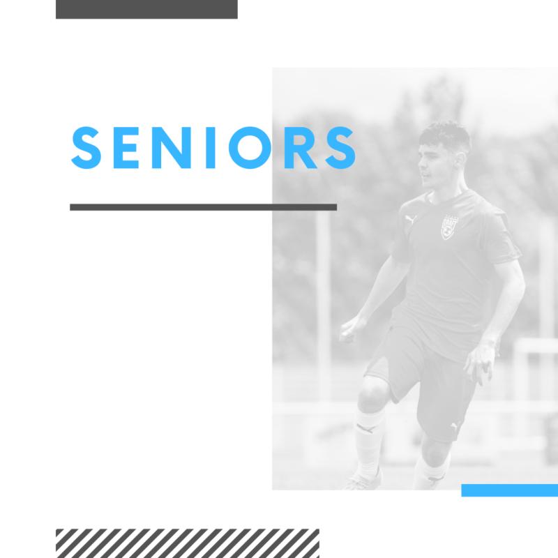 Seniors - U19