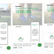 Promotion sur les programmes d'entrainement de foot