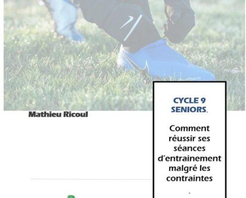Cycle d'entrainement comment réussir ses séances d'entrainement malgré les contraintes 2