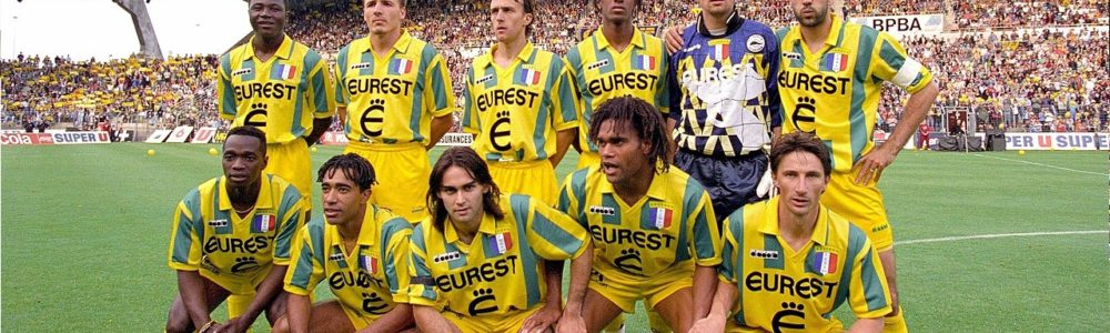 Analyse vidéo du FC.Nantes de 95