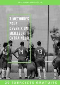 programme gratuit entraineur de foot