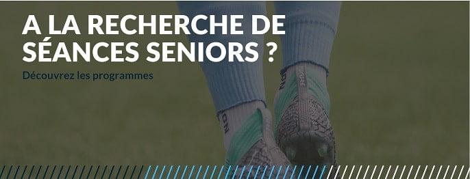 programme entrainement de foot seniors