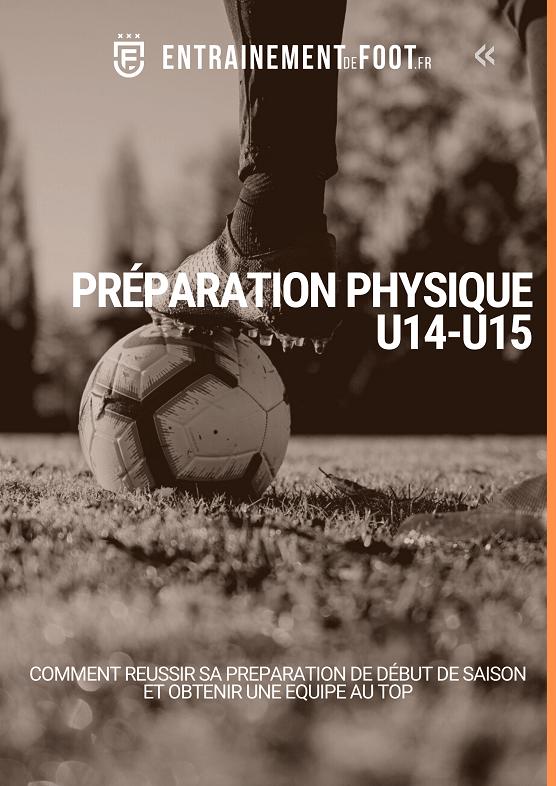 Programme de préparation physique u14-u15